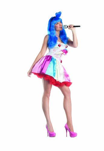 Party King Candy Girl Women's Costume Dress