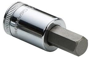 GearWrench 80662 1/2-Inch Drive Hex Bit Socket 14mm
