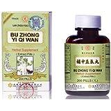 Bu Zhong Yi Qi Wan Herbal Supplements from Solstice Medicine Company 200 Pill Bottle