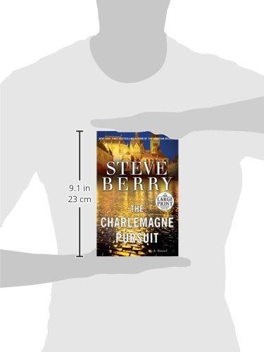The Charlemagne Pursuit (Random House Large Print)