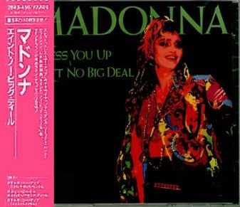 Madonna - Dress You Up ~ Ain
