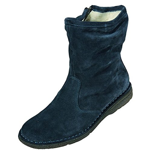Zen stivali donna/stiefelette 270703, blu (Dunkelblau), 41 EU