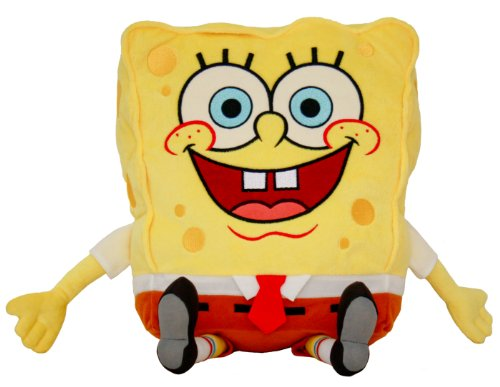 "Nickelodeon SpongeBob Small 8"" Plush - 1"