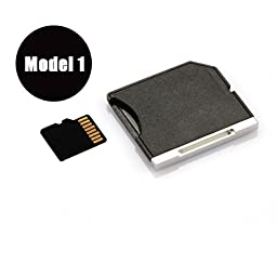 Mackbook Storage Expansion Adapter,Mini Drive Storage Perfect Fit Mircro SD TF Flash Memory Card SD Slot Memory Card Adapter for MacBook Air 13 inch