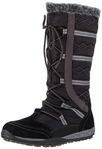 SuperfitCARA BOOT - Stivali da neve, gamba lunga, imbottitura calda Ragazza , Nero (Nero (Nero 00)), 28