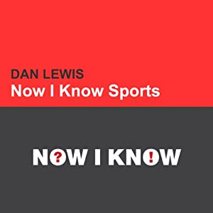 Now I Know Sports Audiobook