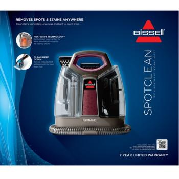 Amazon Com Bissell Spotclean Portable Carpet Cleaner