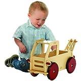 Top Baby Truck - Natural - Cleva Edition ChildSAFE Door Stopz Bundle