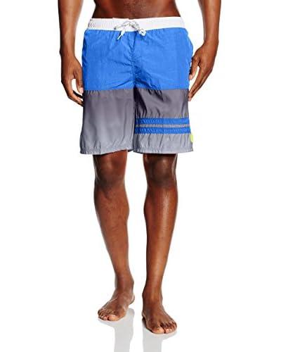 CMP Badeshorts 3R50267 blau/grau
