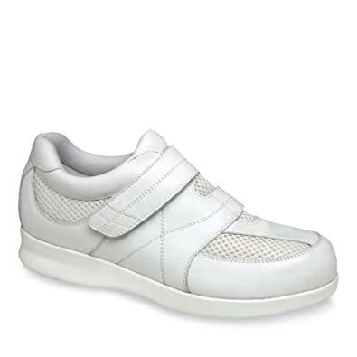 Drew Shoe Women's TRENDA White Casual Sneakers 5 W