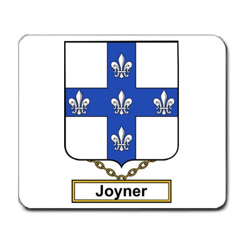 Joyce Family Crest Coat of Arms Mouse Pad