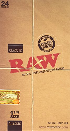 raw-brand-1-1-4-natural-unbleached-cigarette-rolling-papers-box-24-packs