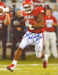 Darren McFadden Signed Arkansas Razorbacks 8x10 Photo at Amazon.com