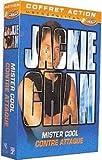 echange, troc Coffret Jacky Chan 2 DVD : Mister cool / Contre attaque