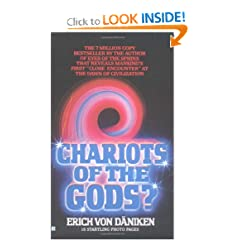 Chariots of the Gods by Erich von Daniken
