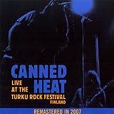 echange, troc Canned Heat - Live At The Turku Rock Festival Finland