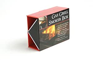 Charcoal Companion Small Nonstick V-Shaped Smoker Box