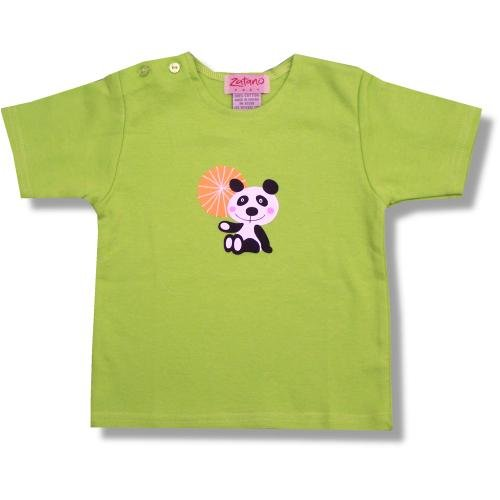 Zutano Baby And Infant Lime Short Sleeve T-Shirt ~ Panda - Buy Zutano Baby And Infant Lime Short Sleeve T-Shirt ~ Panda - Purchase Zutano Baby And Infant Lime Short Sleeve T-Shirt ~ Panda (Zutano, Zutano Apparel, Zutano Toddler Boys Apparel, Apparel, Departments, Kids & Baby, Infants & Toddlers, Boys, Shirts & Body Suits, T-Shirts & Tank Tops)