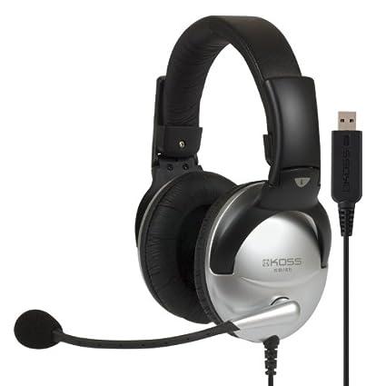 Koss SB45 USB-178203 Stereo Headset