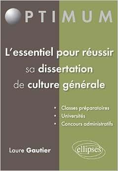Dissertation culture
