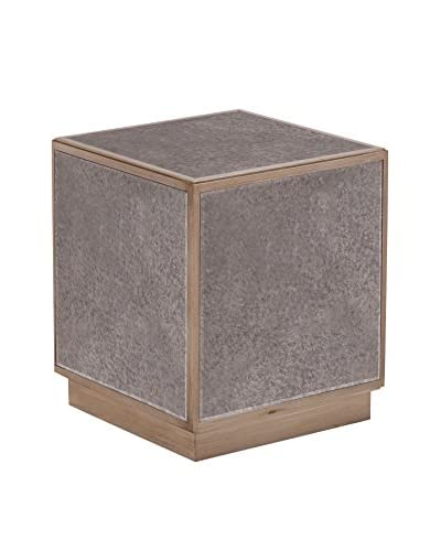 Zuo Modern Quixote Side Table, Antique