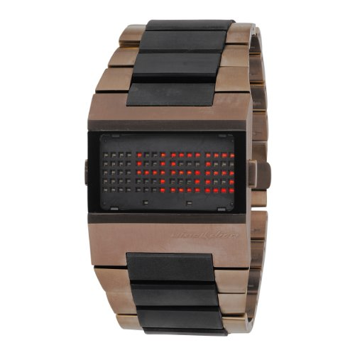Black Dice Men's BD037-02 Guru XXL Fashion Digital Watch