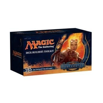 Magic the Gathering M14 Core Set 2014 Deck Builder's Toolkit