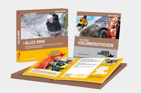 Erlebnis-Geschenkbox 'Alles drin' (Bronze Edition)