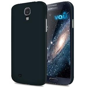 vau SlimShell Case - matte black - Hülle, Tasche für Samsung Galaxy S4