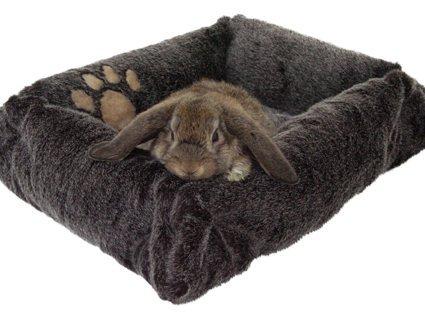 (Boredom Breaker) Snuggles Luxury Plush Small Animal Bed