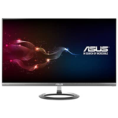"ASUS Designo MX27AQ Monitor - 27"" 2K WQHD (2560x1440), IPS, Audio by Bang & Olufsen ICEpower®, Frameless,Flicker..."