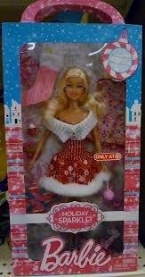 Barbie-Navidad-X4855-Holiday-Sparkle-Puppe-Navidad-2012-Mueca-fashion