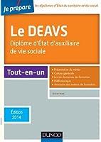 Je prépare le DEAVS - 5e éd. - Diplôme d'État d'auxiliaire de vie sociale - Edition 2014