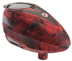 Dye Rotor 2010 Paintball Loader Hopper - Liquid Red