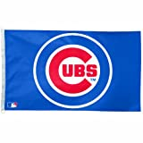 MLB Chicago Cubs 3-by-5 foot Team Logo Flag