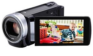 "JVC GZ-HM40 FULL HD 1080p 2.7"" LCD Screen Digital Video Camcorder 40x Optical Zoom (Black)"