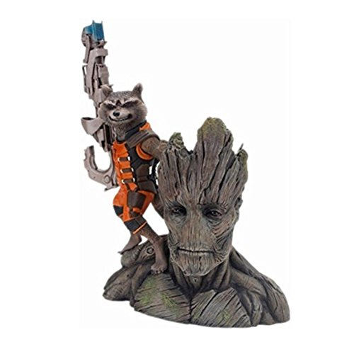 Guardians of the Galaxy Rocket Raccoon 1 10 ArtFX Statua