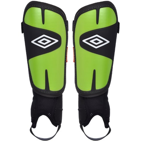 Umbro Geometra Cup Mens Football Shin Pads -