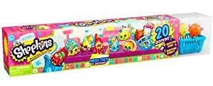 Shopkins Season 1 Mega Pack of Shopkins Mini Figure 20-Pack