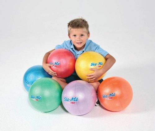 Sportime Sensory Balls Slomo Balls - Small - Set Of 6 - Assorted Colors front-984708