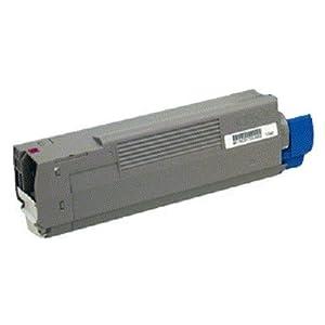 C&E CNE82943 Premium Quality Replacement Toner for OkiData 43487734