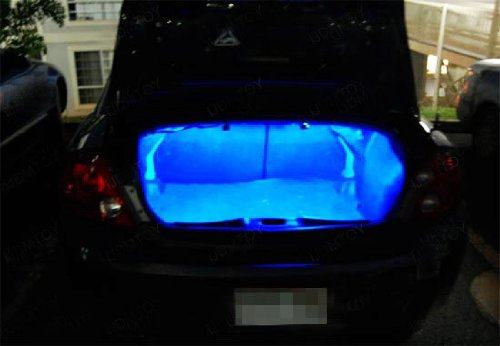 ijdmtoy 4 smd error free 6411 578 led bulb for car interior dome light or trunk area light. Black Bedroom Furniture Sets. Home Design Ideas
