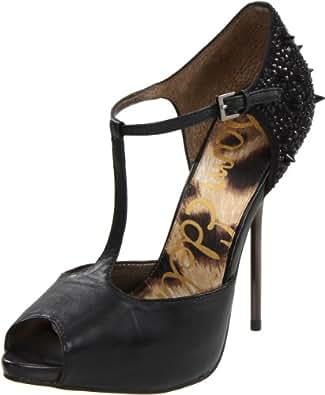 Sam Edelmann High Heeled Sandal SCARLETT, Color: Black, Size: 41