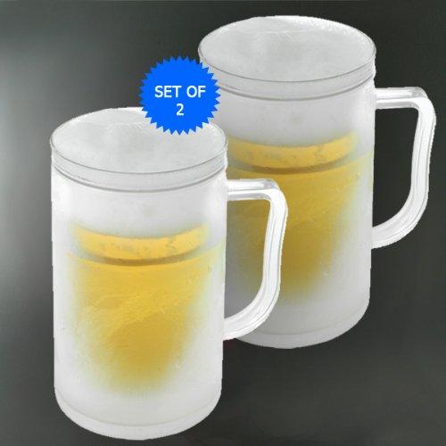 Liquid Filled Freezer Mugs Liquid Filled Freezer Mugs