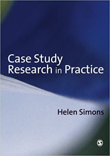 The Art of Case Study Research by Robert E (Earl) Stake