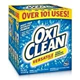 OxiClean Versatile Stain Remover More Concentrated Makes 220 Loads - 12.5 Pounds