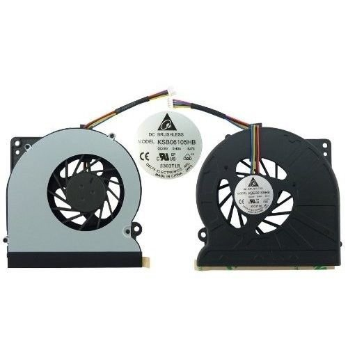 Click to buy New CPU Cooling Fan for Asus N61 N61V N61JV N61JQ N61VG Series KSB06105HB - From only $44.95