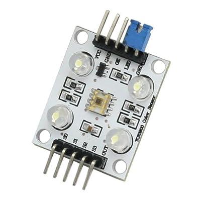 SainSmart Color Recognition/Discrimination Sensor TCS3200D/TCS230D Detector for Arduino UNO MEGA R3 Mega2560 Duemilanove Nano Robot