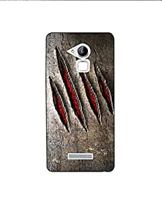 Coolpad Note 3 ht003 (59) Mobile Case from Mott2 - Animal Marks Strong Desire (Limited Time Offers,Please Check the Details Below)