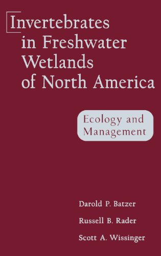 Invertebrates in Freshwater Wetlands of North America: Ecology and Management PDF
